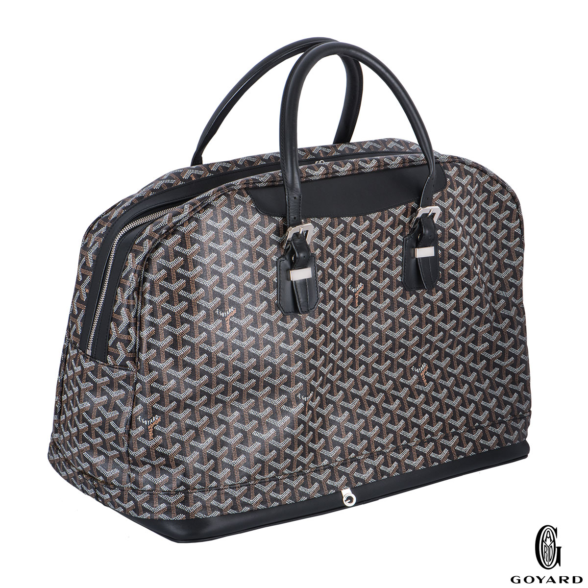 Goyard Hotel Du Parc Canvas Bag